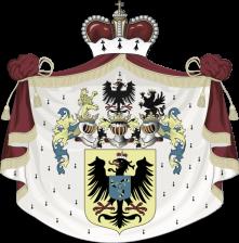 Herb Trąby rodziny Radziwiłłów